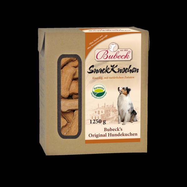 Bubeck - Hundekuchen - SnackKnochen