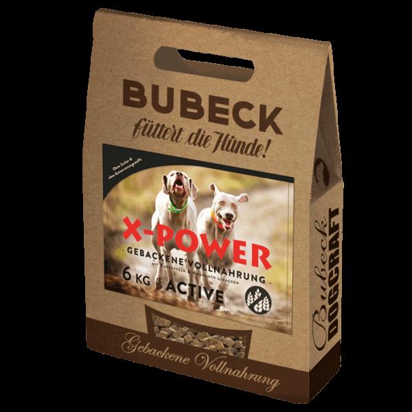 gebackenes Hundefutter Rind - Lamm von Bubeck für Hunde