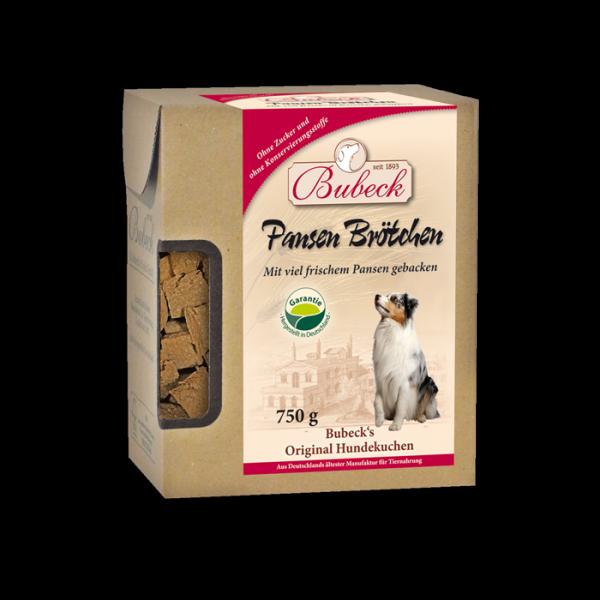 Bubeck - Hundekuchen - PansenBrötchen