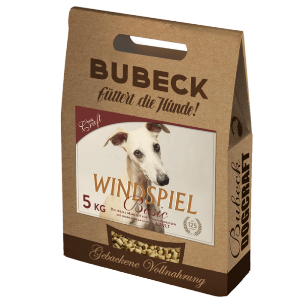 Trockenfutter glutenfrei Truthahn Hunde Bubeck Windspiel Basic