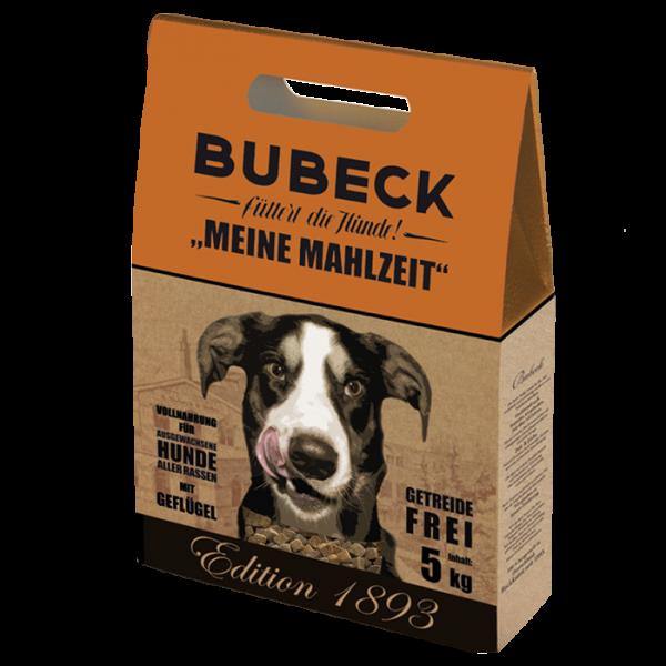 Trockenfutter Getreidefrei Geflügel Hunde Bubeck Meine Mahlzeit Geflügel