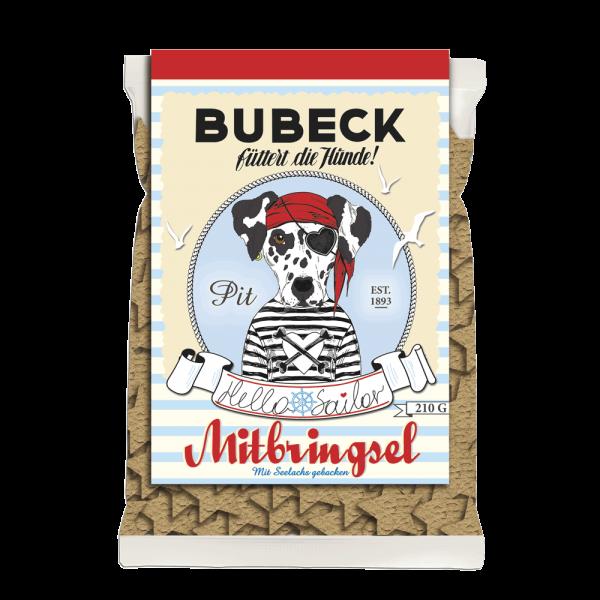 Bubeck - Leckerli - Maritim Edition - Mitbringsel Hundekuchen