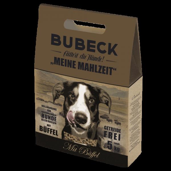 Bubeck Büffelfleisch Meine Mahlzeit Vollnahrung 5kg