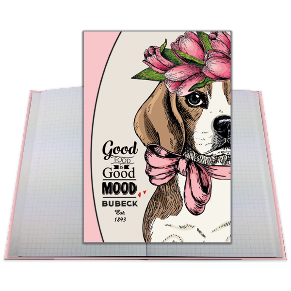Bubeck - Notizbuch - Beagle 2019