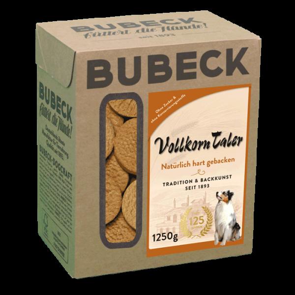 Bubeck - Hundekuchen - VollkornTaler