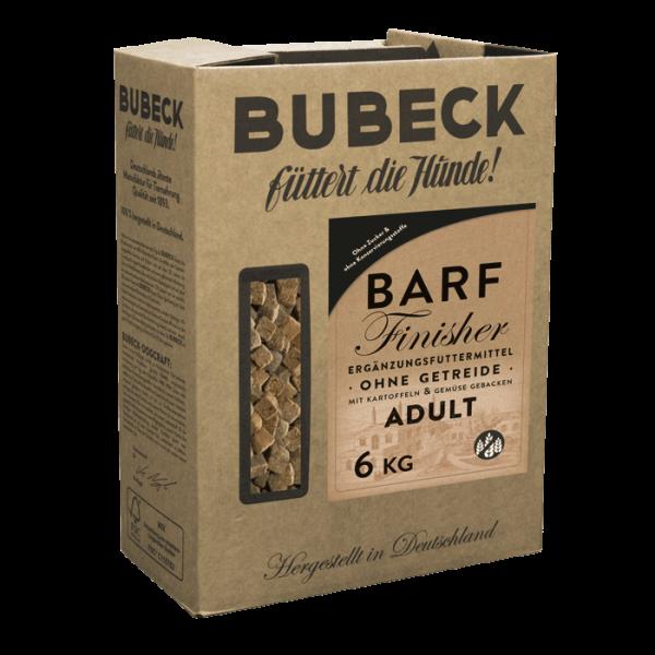 Nahrungsergänzung Getreidefrei Hunde Bubeck Barf Finsiher