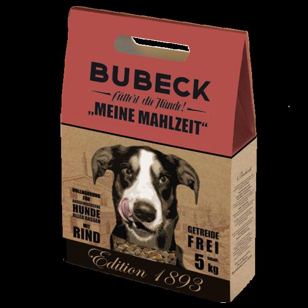 Trockenfutter Getreidefrei Rind Hunde Bubeck Meine Mahlzeit Rind