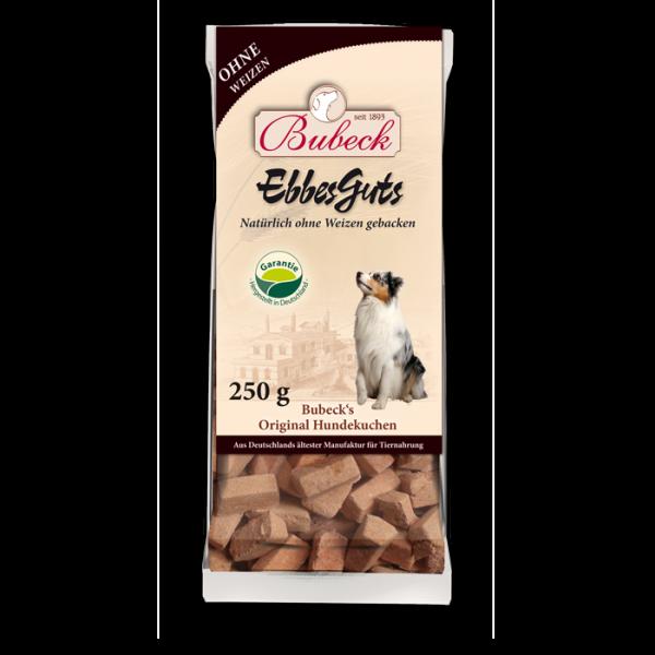 Bubeck - Hundekuchen - EbbesGuts - weizenfrei