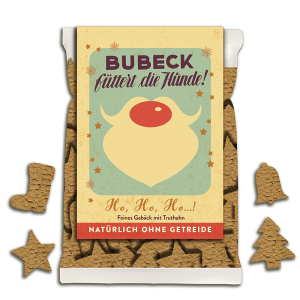 Bubeck - Weihnachtskeks von Bubeck - Edition 2018 - getreidefrei