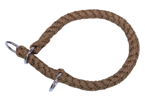 EQuest4dogs - Halsband Ultimo mit Zugstop 12mm