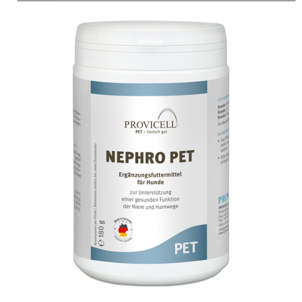 Nephro PET - Niere 180g Pulver