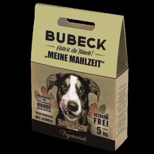 Bubeck - Meine Mahlzeit Vegetarisch - getreidefrei - Trockenfutter