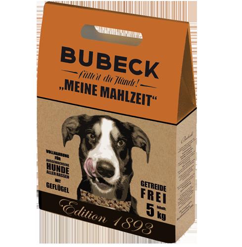 Deutschlands älteste Manufaktur für Tiernahrung. Backkunst seit 1893.